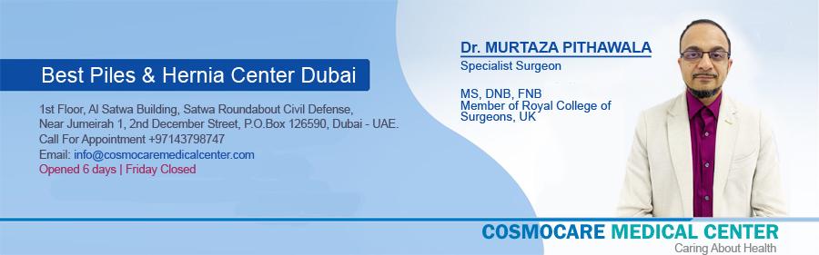 Doctor Murtaza Pithawala Piles and Hernia Surgeon